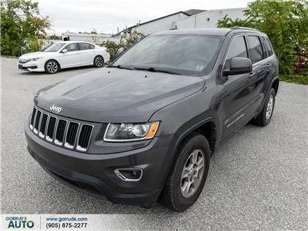 2015 Jeep Grand Cherokee Laredo (Stk: 101991) in Milton - Image 1 of 6