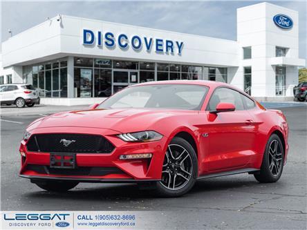 2018 Ford Mustang  (Stk: 18-50252) in Burlington - Image 1 of 20