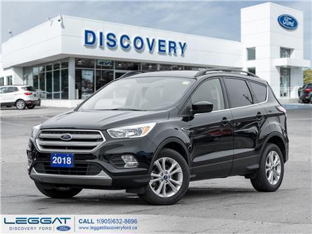 2018 Ford Escape SE (Stk: 18-91494) in Burlington - Image 1 of 19