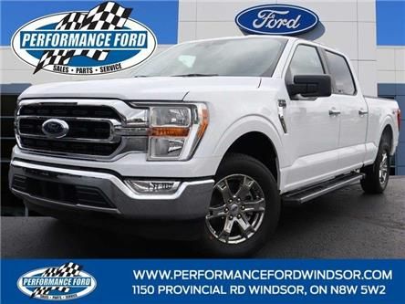 2021 Ford F-150 XLT (Stk: FS49729A) in Windsor - Image 1 of 14