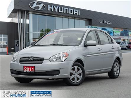 2011 Hyundai Accent  (Stk: N3035A) in Burlington - Image 1 of 18