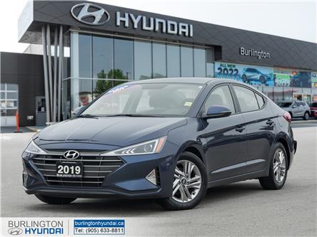 2019 Hyundai Elantra Preferred (Stk: U1130) in Burlington - Image 1 of 22