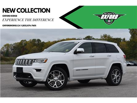 2021 Jeep Grand Cherokee Overland (Stk: 21791) in London - Image 1 of 26