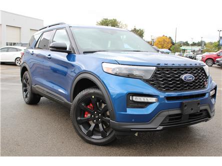2021 Ford Explorer ST (Stk: 210483) in Hamilton - Image 1 of 22