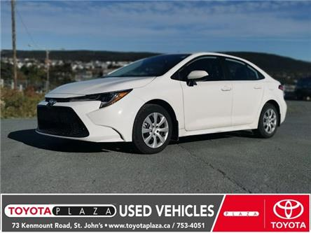 2020 Toyota Corolla LE (Stk: LP9039) in St. Johns - Image 1 of 4