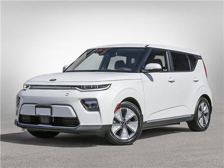 2021 Kia Soul EV EV Limited (Stk: SU1061) in Vancouver - Image 1 of 23