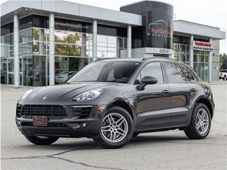 2017 Porsche Macan Base (Stk: 21HMS1349) in Mississauga - Image 1 of 25