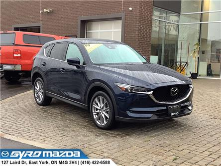2019 Mazda CX-5 GT w/Turbo (Stk: 31122A) in East York - Image 1 of 30