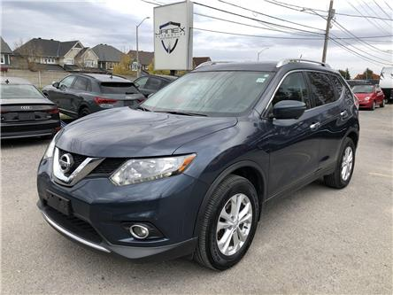 2016 Nissan Rogue SV (Stk: 21422) in Ottawa - Image 1 of 23