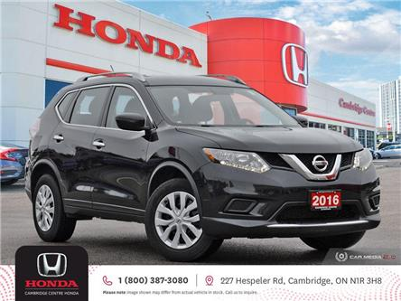2016 Nissan Rogue  (Stk: 22182A) in Cambridge - Image 1 of 27