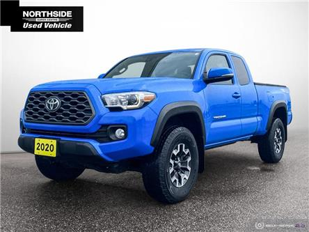 2020 Toyota Tacoma Base (Stk: P6722) in Sault Ste. Marie - Image 1 of 29