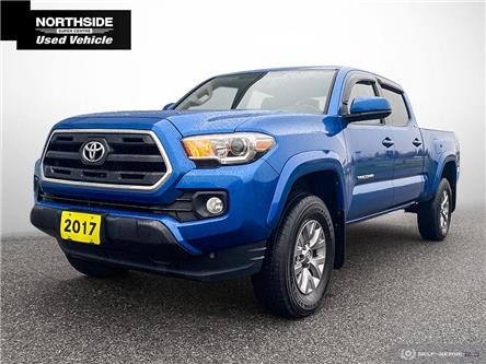 2017 Toyota Tacoma SR5 (Stk: T21310A) in Sault Ste. Marie - Image 1 of 29