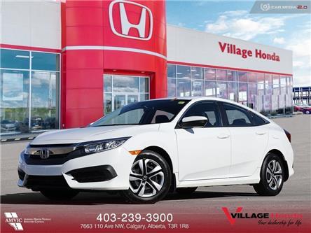 2018 Honda Civic LX (Stk: SL0643A) in Calgary - Image 1 of 27