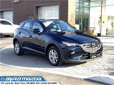 2019 Mazda CX-3 GS (Stk: 31528A) in East York - Image 1 of 30