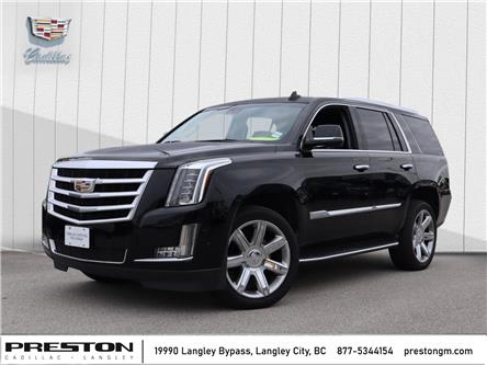 2019 Cadillac Escalade Luxury (Stk: X33852) in Langley City - Image 1 of 30