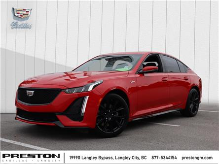2020 Cadillac CT5 V-Series (Stk: X33841) in Langley City - Image 1 of 30