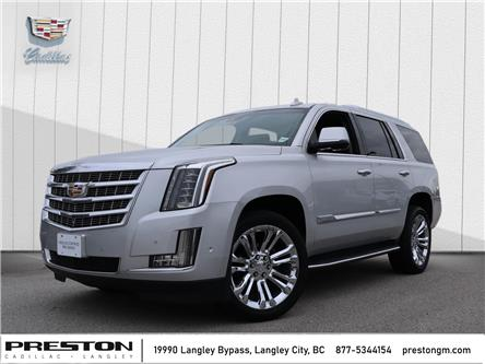 2018 Cadillac Escalade Luxury (Stk: X34041) in Langley City - Image 1 of 30
