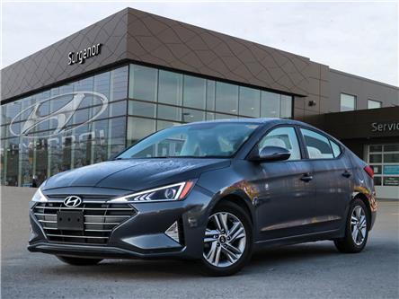 2020 Hyundai Elantra  (Stk: P41122) in Ottawa - Image 1 of 26