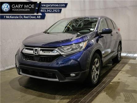 2018 Honda CR-V EX-L AWD (Stk: 1TG3596A) in Red Deer County - Image 1 of 25