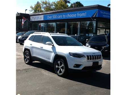 2019 Jeep Cherokee Limited (Stk: 210907) in North Bay - Image 1 of 22