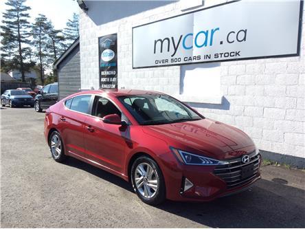 2019 Hyundai Elantra Preferred (Stk: 210953) in Ottawa - Image 1 of 21