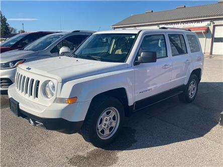 2017 Jeep Patriot Sport/North (Stk: NC 4151) in Cameron - Image 1 of 7