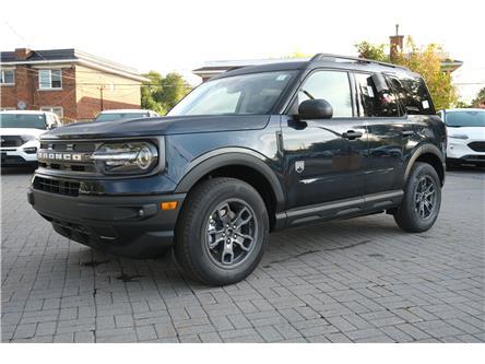 2021 Ford Bronco Sport Big Bend (Stk: 2105410) in Ottawa - Image 1 of 16