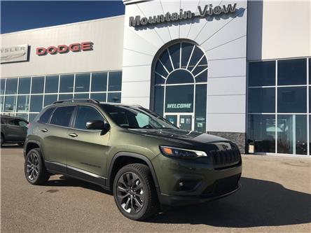 2021 Jeep Cherokee North (Stk: AM117) in Olds - Image 1 of 16