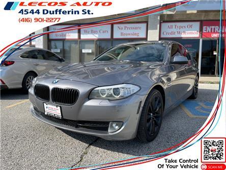 2013 BMW 528i xDrive (Stk: 111865) in Toronto - Image 1 of 13