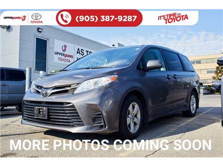 2018 Toyota Sienna LE 8-Passenger (Stk: 73448) in Hamilton - Image 1 of 6