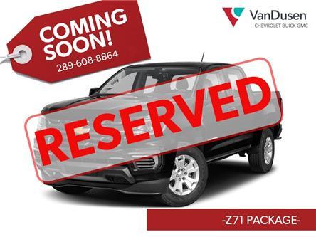 2021 Chevrolet Colorado Z71 (Stk: ZSHTVB) in Ajax - Image 1 of 6