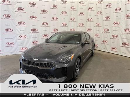 2022 Kia Stinger GT Elite w/Red Interior (Stk: 23278) in Edmonton - Image 1 of 28