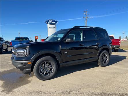 2021 Ford Bronco Sport Big Bend (Stk: 21247) in Westlock - Image 1 of 14