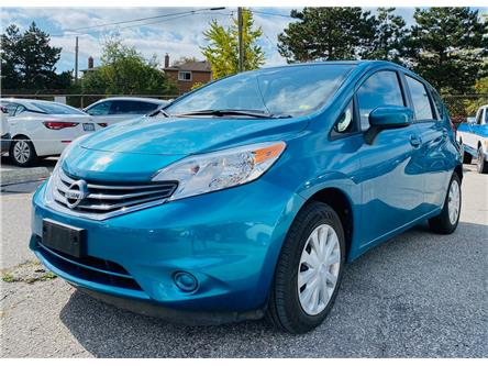 2016 Nissan Versa Note 1.6 SV (Stk: C36111) in Thornhill - Image 1 of 6