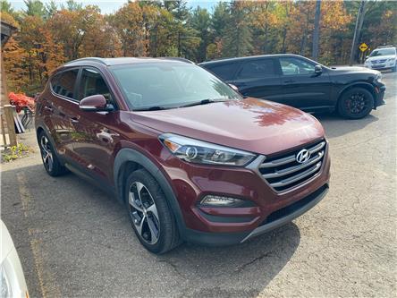 2016 Hyundai Tucson Premium 1.6 (Stk: u0983a) in Rawdon - Image 1 of 2