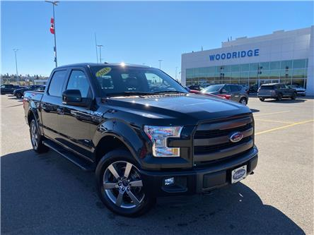 2015 Ford F-150 Lariat (Stk: 17950A) in Calgary - Image 1 of 21