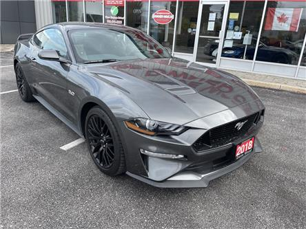 2018 Ford Mustang GT (Stk: -) in Newmarket - Image 1 of 21