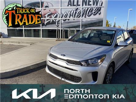 2020 Kia Rio LX+ (Stk: 21SN2535A) in Edmonton - Image 1 of 21