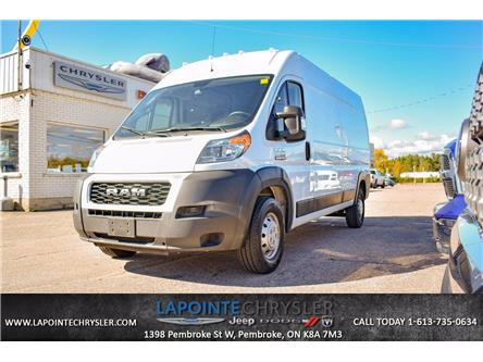 2021 RAM ProMaster 2500 High Roof (Stk: P3837) in Pembroke - Image 1 of 25