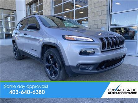 2018 Jeep Cherokee Sport (Stk: 62216) in Calgary - Image 1 of 22