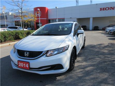 2014 Honda Civic LX (Stk: VA4352) in Ottawa - Image 1 of 16
