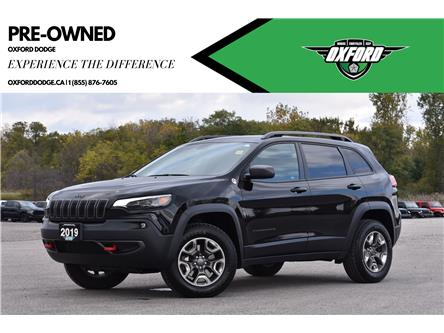 2019 Jeep Cherokee Trailhawk (Stk: 21815A) in London - Image 1 of 24