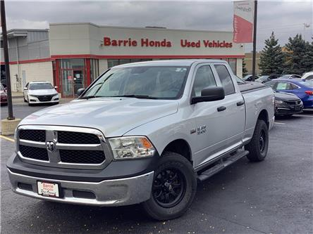 2017 RAM 1500 ST (Stk: 11-22077A) in Barrie - Image 1 of 19