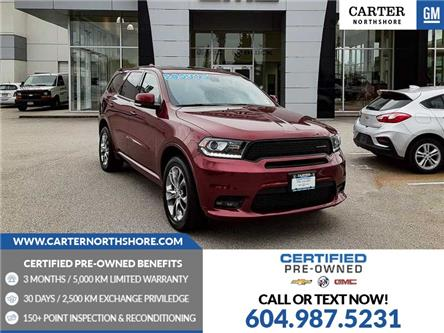 2019 Dodge Durango GT (Stk: 2D63341) in North Vancouver - Image 1 of 30