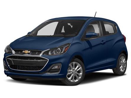 2022 Chevrolet Spark 1LT CVT (Stk: NC007163) in Calgary - Image 1 of 9