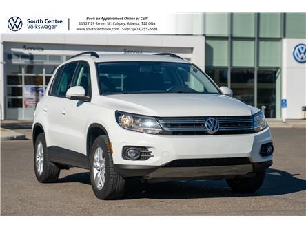 2014 Volkswagen Tiguan Trendline (Stk: 10389A) in Calgary - Image 1 of 33