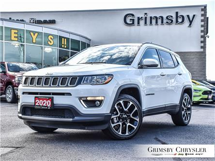 2020 Jeep Compass Limited (Stk: U5271) in Grimsby - Image 1 of 33
