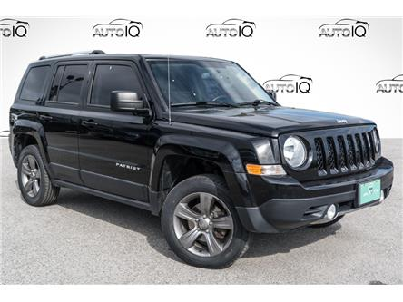 2016 Jeep Patriot Sport/North (Stk: 35153AU) in Barrie - Image 1 of 25
