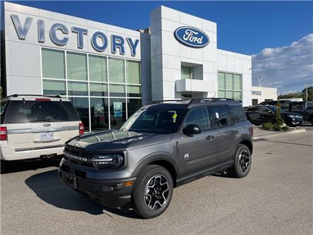 2021 Ford Bronco Sport Big Bend (Stk: VBS20539) in Chatham - Image 1 of 15