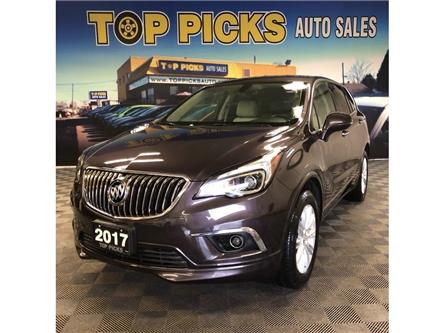2017 Buick Envision Preferred (Stk: 089739) in NORTH BAY - Image 1 of 30